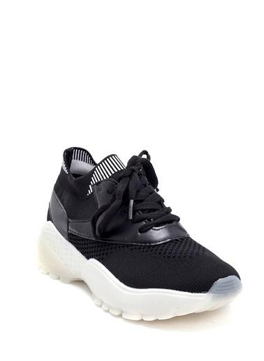 Derimod Kadın Ayakkabı (S19-Lulu-002) Spor Siyah